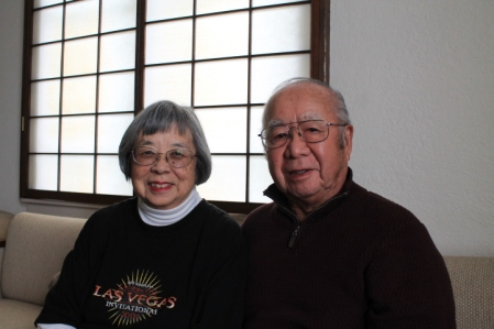 Agnes and Dick Sasaki